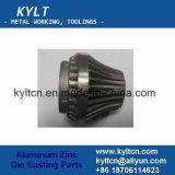 Con experiencia buena calidad OEM personalizada de aluminio de fundición de luz LED Shell / Lámpara