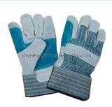 Cuir gant de travail (SW004)