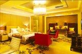 Luxuxstern-Hotel-Präsident Bedroom Furniture Sets/Standardkönig Size Room Furniture/klassische einzelne Schlafzimmer-Luxuxmöbel (GLNB-070707)