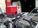 Мешок курьера делая машину