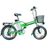 Al сплава складной велосипед с электроприводом Ebike