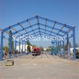 El mejor edificio de la estructura del metal del diseño con precio barato