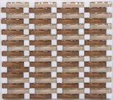 De Tegel van het Mozaïek van de Steen van de Mengeling van het glas voor de Binnenhuisarchitect van het Huis