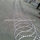 平らな覆いのタイプかみそりの有刺鉄線/鉄条網