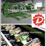 Le film automatique a fait face au contre-plaqué faisant des machines de travail du bois de commande numérique par ordinateur de machine