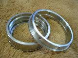 Carcaça de alumínio personalizada OEM para as peças de maquinaria