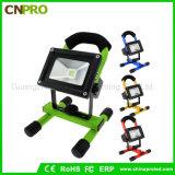 Portable 비상등을%s 야영 20W 재충전용 LED 플러드 빛