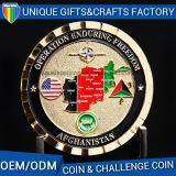 さまざまな記念品の挑戦金属の硬貨のための専門のManufactary