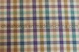 Hilado teñido de Poli/tela de rayón, pequeños cuadros escoceses, 220 gramos