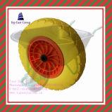 350-8 400-8를 가진 좋은 품질 장기 사용 PU 거품 바퀴