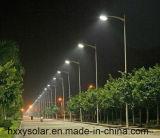 As luzes ao ar livre pôr luzes de rua solares do diodo emissor de luz das luzes de rua