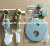 単一のレバーによって隠される三方浴室またはシャワーのコック(GL9325A93)