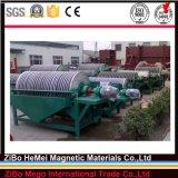 Reciclar el separador magnético para el media denso