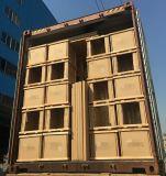 居間の現代ガラス家具を使用して(TB-543)