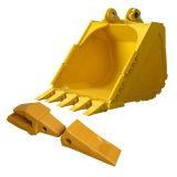Cubetas do Backhoe para a máquina escavadora de Hitachi