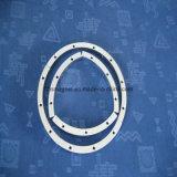 Azulejo magnético NdFeB Arc em forma irregular em tamanho grande