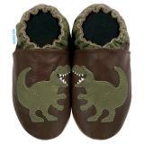 O calçado para crianças