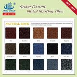 Плитка плиток толя металла цветастого камня Coated классическая