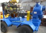 Sw-4 ISO de pompe à eau des déchets approuvé