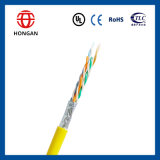 Leiter-Daten-Kabel CCA-8 von überprüftem Lieferant ftp Cat5e