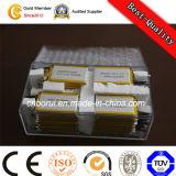 Fonte de alimentação da bateria LiFePO4 de polímero Li-ion de alta qualidade