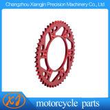 주문화 CNC 기관자전차 스프로킷 바퀴