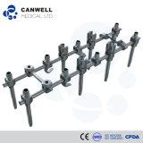 Canwellの脊柱のPedicleねじCantspのチタニウムの脊柱のインプラント