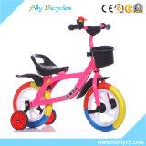 トレーニングの車輪2-7yearsが付いているPushbarの子供の三輪車との赤ん坊のバイクかTrike
