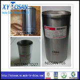 Doublure de cylindre d'engine pour Nissans FE6 TD27 RE8
