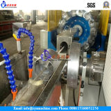 Belüftung-Stahldraht-Spirale-Schlauchleitung-Zeile Extruder-Maschine