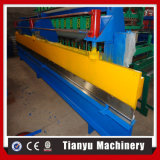 Máquina de dobra hidráulica do metal da placa, máquina de dobramento
