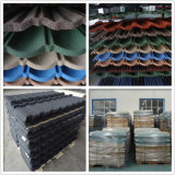 Stone Coated Steel Tiles for Roofing