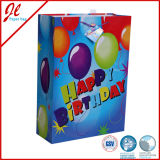 Het Winkelen van de verjaardag Zakken van het Document van de Gift van de Zakken van het Document de Gekleurde voor Verjaardag