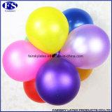 "12"" Rundballon Perle Latex-Ballon, Latex Free Samples"
