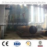 Machine de détartrage de dispositif fulminant de sable de pipe en acier