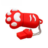 Bear Paw USB Flash Drive Custom Cartoon Cartoon Drive
