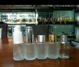 Pompe à lotion Flacon de parfum en verre