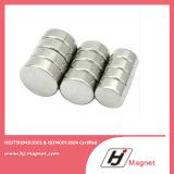 ISO/Ts16949 de Gediplomeerde Permanente Schijf Van uitstekende kwaliteit van de Magneet van het Neodymium