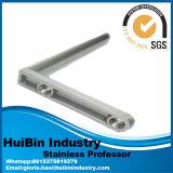 beëindigt Roestvrije Zilveren Spiegel 304 316 de Onzichtbare Drijvende Staaf van de Steun van de Plank voor Meubilair