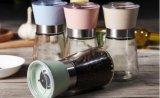 Transparante Burnisher van de Sesam van de Peper van het Glas (Cs-055)