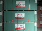 Frente de Papel paneles de yeso de yeso, paneles de yeso, tabla yeso como material de construcción