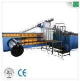Baler гидровлического металлолома Y81f-500 стальной алюминиевый автоматический (CE)