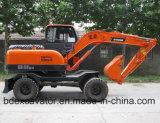 Escavatore idraulico della rotella di Baoding