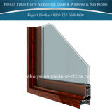 Aluminum Broken Bridge Sliding Doors with Two or Four panel