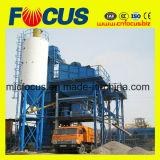 /Semi-Auto manual/planta de mistura automática do asfalto 60t/H, planta de tratamento por lotes do asfalto Lb750