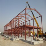Pré concebidos Estrutura de aço do Prédio de metal de fornecedores profissionais