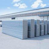 Edificio ligero del taller del almacén de la estructura de acero