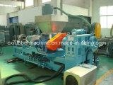 Machine en caoutchouc d'extrudeuse d'alimentation froide de baril de Pin de constructeur de la Chine/extrudeuse en caoutchouc alimentation chaude à vendre