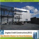 Proyecto de diseño de estructuras de acero galvanizado