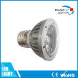 Luz del Punto LED de E27/MR16/GU10 1*3W